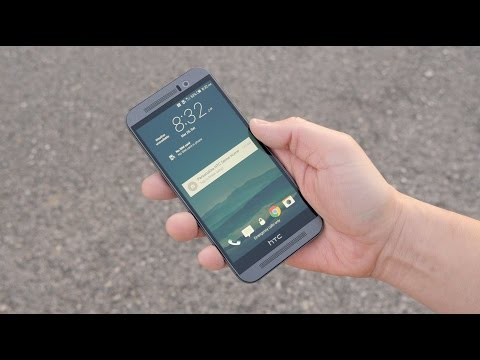 HTC One M9 Unboxing and Mini Review! (Gunmetal Grey)