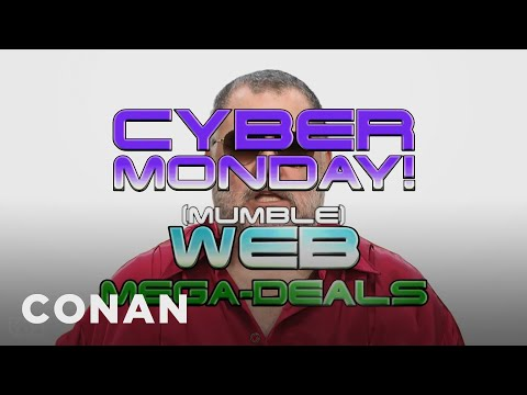 The Best Cyber Monday Deals On The Dark Web CONAN on TBS