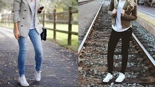 Fashion tips - 20 Style Tips On How To Wear Sneakers