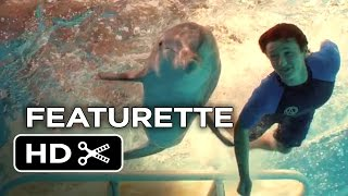 Dolphin Tale 2 Featurette - The Mission (2014) - Morgan Freeman, Harry Connick Jr. Dolphin Movie HD