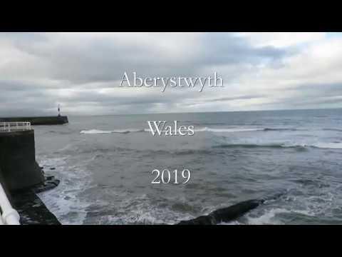 Aberystwyth, Wales 2019