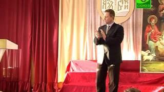 Рождественские чтения в городе Кузнецке(Юбилейные Рождественские чтения состоялись и в городе Кузнецке. Уже десять лет они пробуждают живой интере..., 2012-02-03T08:32:23.000Z)