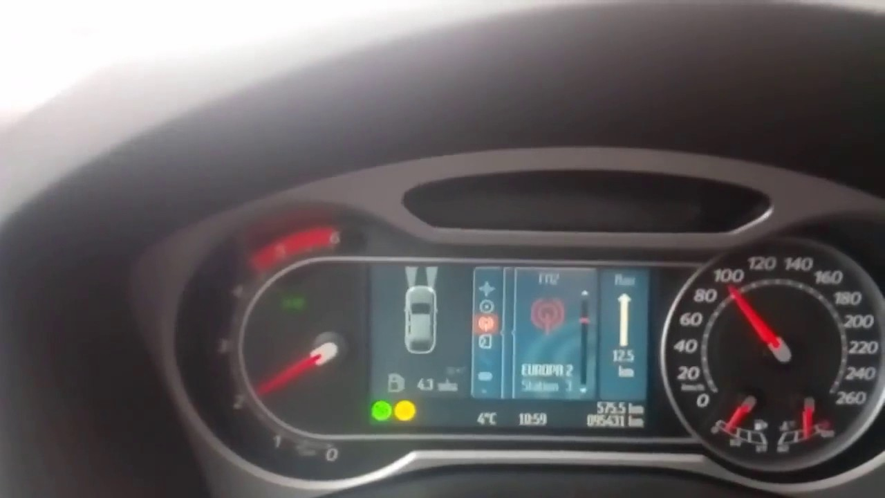 ford mondeo 2.0 tdci 130 hp fuel consumption - youtube