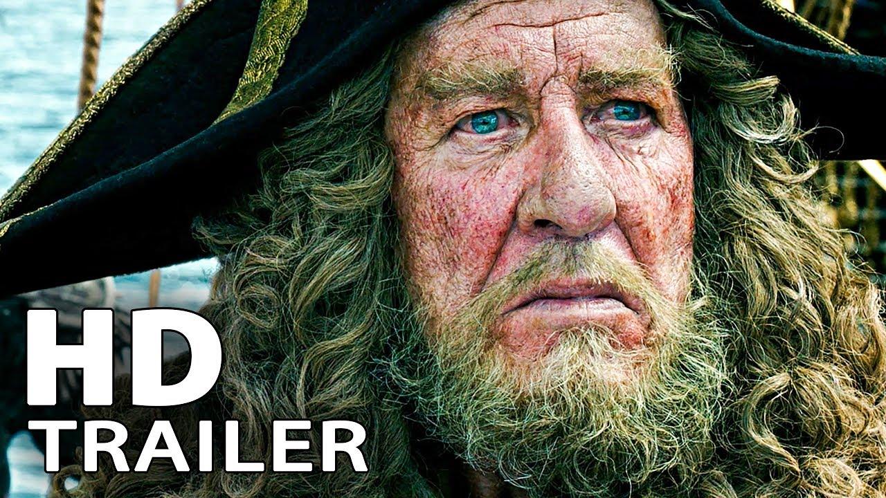 Fluch Der Karibik 5 Trailer German