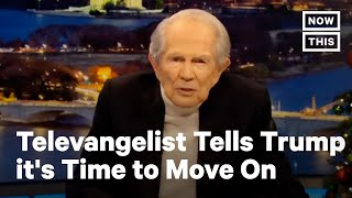 Pat Robertson Urges Trump To Accept Election Defeat | NowThis