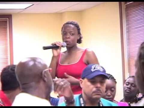 Welcome program in St. Thomas, US Virgin Islands (Part 4)