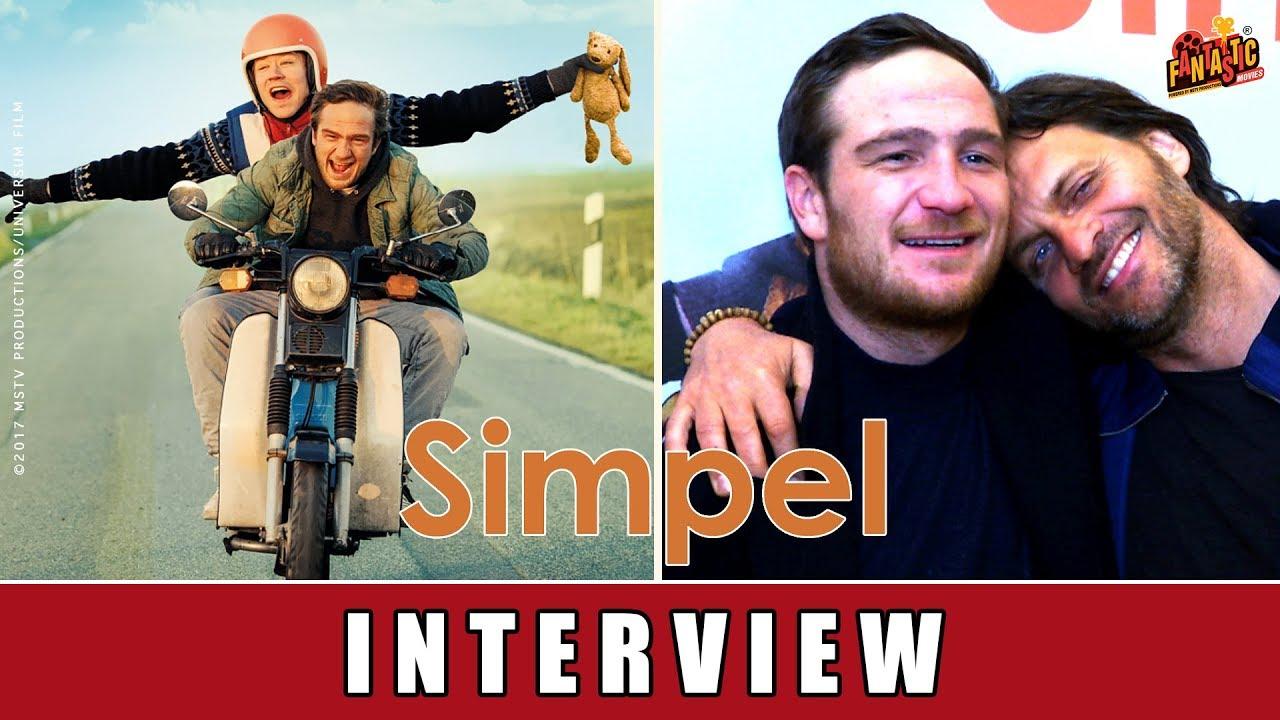 Simpel - Interview | Frederick Lau | Markus Goller