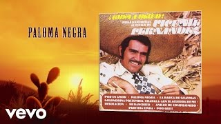 Vicente Fernández - Paloma Negra (Cover Audio)