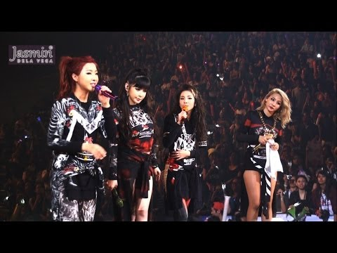 [Eng Sub] 2NE1 All or Nothing in MANILA, PHILIPPINES (4/6)