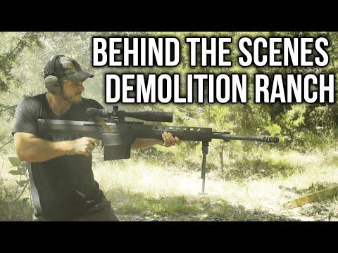Behind The Scenes At Demolition Ranch