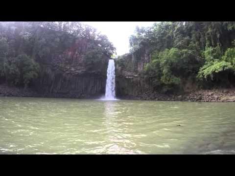 Cathedral Falls 1, Kapatagan + OFW
