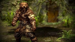 Path of Exile: Bear Armour Pack