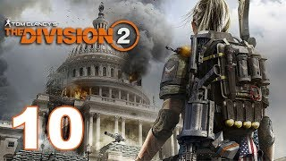 Imon Plays [The Division 2 (PC Solo)] #10 Day 6 (週日馬拉松 Part 1)