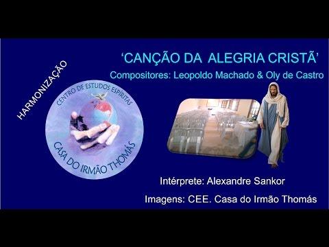 CANÇÃO DA ALEGRIA CRISTÃ