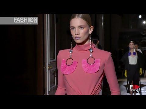 VALENTINO Haute Couture Spring 2020 Paris - Fashion Channel