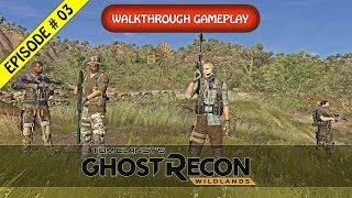Tom Clancy's Ghost Recon: Wildlands| Live Streaming E03| Lovers Of Game
