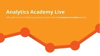 Video Analytics Academy Live with Justin Cutroni & Marcia Jung download MP3, 3GP, MP4, WEBM, AVI, FLV Juli 2018