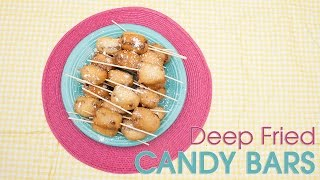 Deep Fried Candy Bars