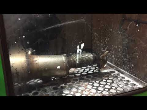 VW Crafter DPF cleaning. DPF repair Hull