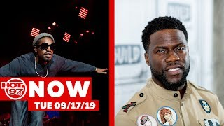 Kevin Hart Sued For $60 Million Over Sex Tape + A Surprise Andre 3000 Album? #HOT97NOW