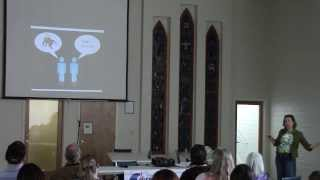 Darwin Day 2014: Clare Wuellner,