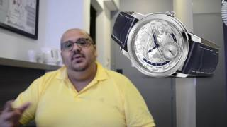 Three Growing Luxury Watch Brands - Montblanc , Tudor and Frederique Constant -  VALUE PROPOSITION