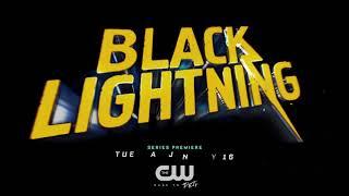 Black Lightning CW Trailer
