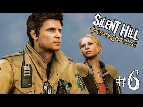 ХОРРОР ИГРА ► Silent Hill: Homecoming Прохождение на русском #6 ► ПУТЬ В САЙЛЕНТ ХИЛЛ!
