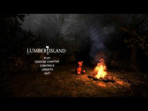Lumber Island✦Инди-Хоррор✦Стрёмный остров✦