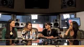 Angela Yee - LIP SERVICE PART 1 w/ August Alsina