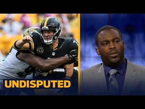 Is Pittsburgh QB Ben Roethlisberger holding the Steelers back? | UNDISPUTED