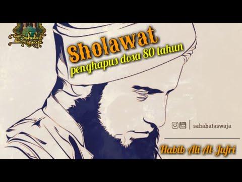 Baca Sholawat Ini Dihari Jum At Dosa 80 Tahun Di Uni Habib Ali Al Jufri