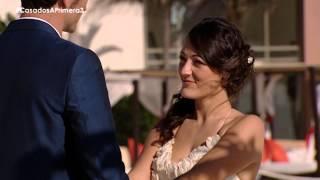 Laura y Mariano se dan el 'Sí quiero' - Casados a primera vista