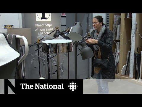 CBC News: The National: Ikea wants to buy back your old furniture