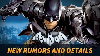 New Rumors on Next Batman Game & Suicide Squad Cancelled