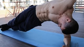 Shred Up Those OBLIQUES (side abs) | Brendan Meyers