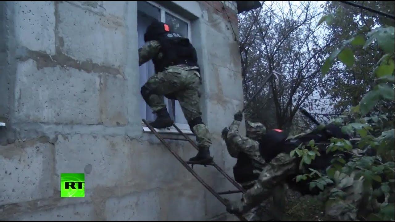 ФСБ задержала восемь международных террористов в Татарстане