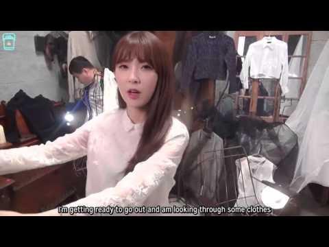 [ENG SUB] Nine Muses Sleepless Night MV Making