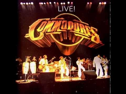 Commodores-Just to be close to you -Live version