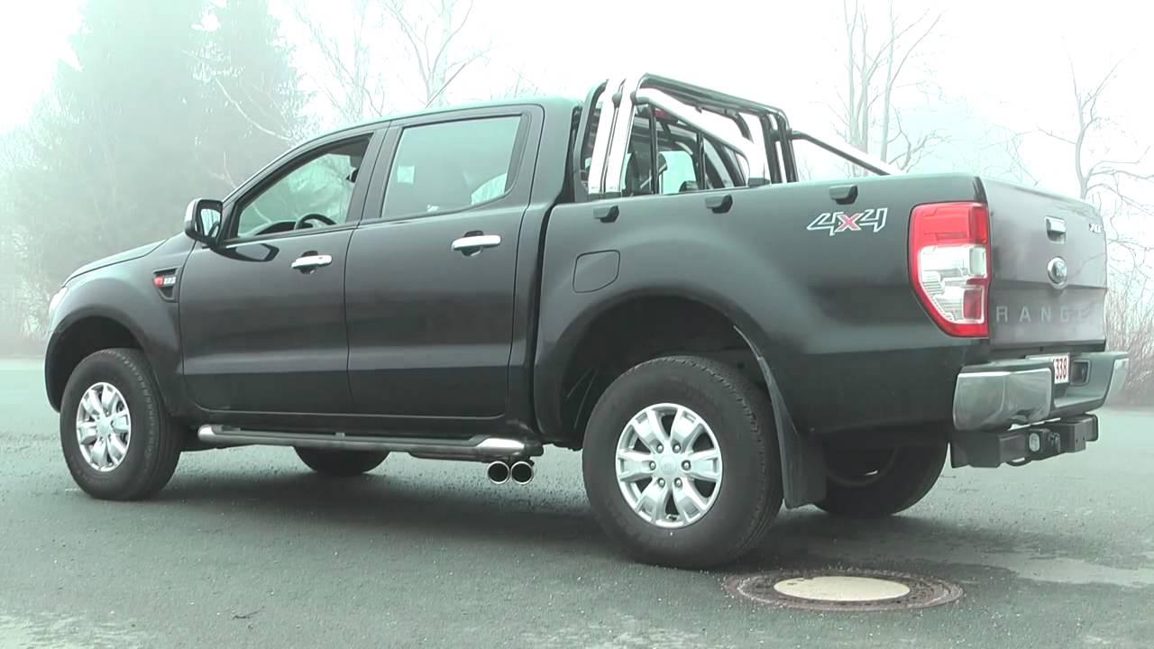 Ford Ranger Ab 2011 Fox Sportauspuff Exhaust By Fiese