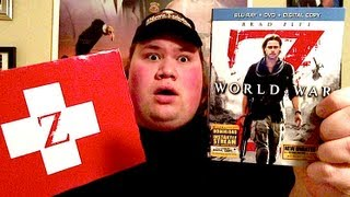 World War Z Blu-ray Review - My Blu-ray Collection Series