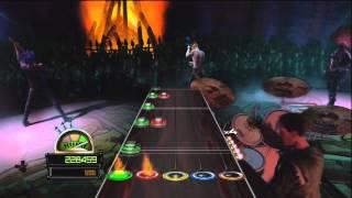 Guitar Hero World Tour Hollywood Nights Expert Guitar 100%