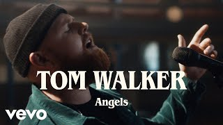 Tom Walker - Angels (Live) | Vevo UK LIFT Video