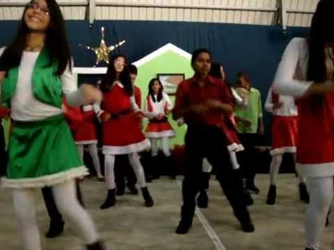 Saint David School 7mo y 8vo Performer Christmas 2012
