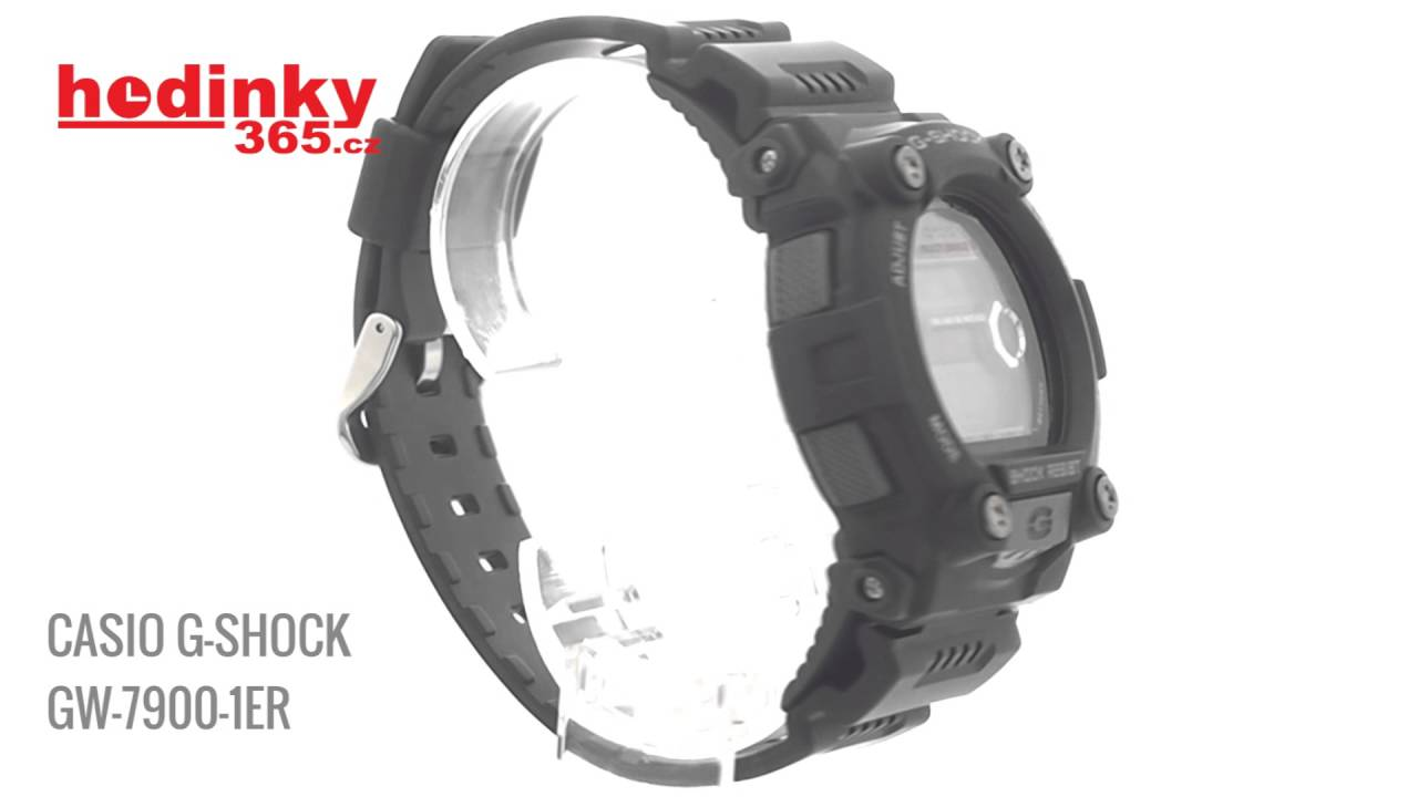 ec178c773 Casio G-Shock GW-7900-1ER - YouTube