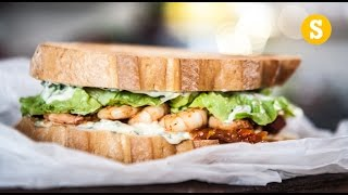 Epic Shrimp BLT Recipe