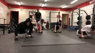 NR Boys Lax Training