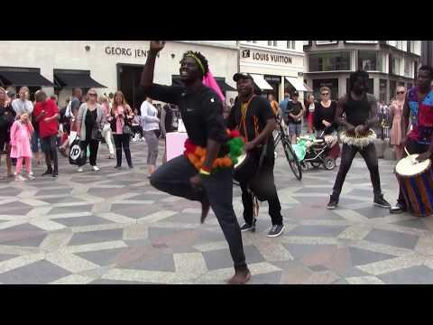 Copenhagen Jazz Festival 2017: African Drums & Dance In Copenhagen 4/