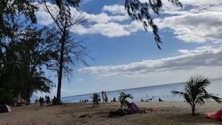 Mauritius:Flic en Flac beach 2018