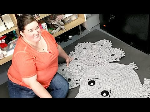 Image result for free crochet elephant rug pattern | Crochet ... | 360x480